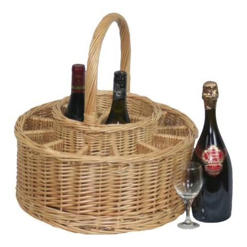 Perfect Picnic Garden Party Basket