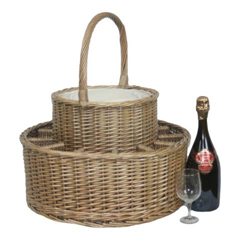 Perfect Picnic Chilled Garden Party Basket