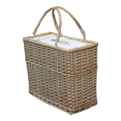 Perfect Picnic Cooler Basket
