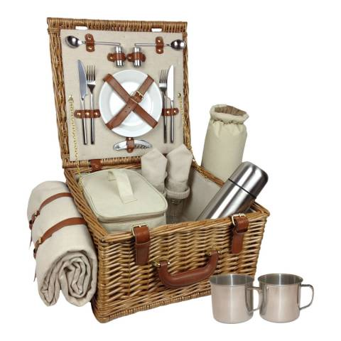 Perfect Picnic Deluxe 2 Person Hamper