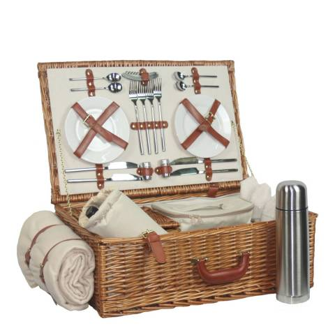 Perfect Picnic Deluxe 4 Person Hamper