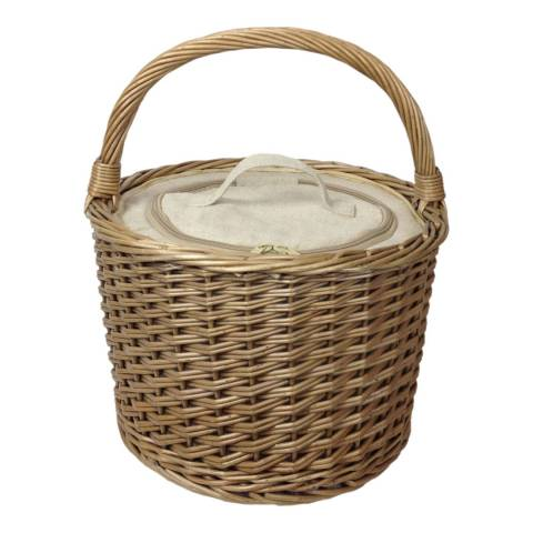 Perfect Picnic Round Chiller Basket