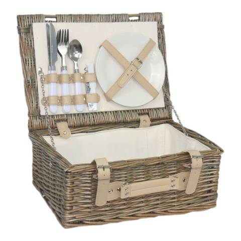 Perfect Picnic Fitted Hamper