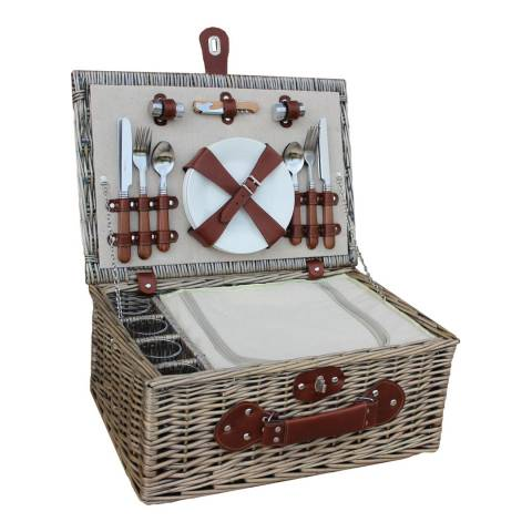 Perfect Picnic 4 Person Chiller Hamper