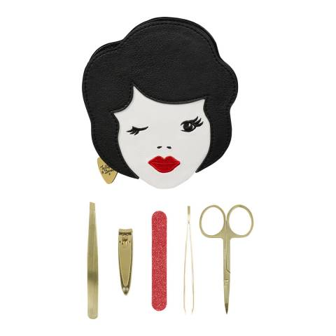 Tatty Devine Vintage Lady Manicure Set