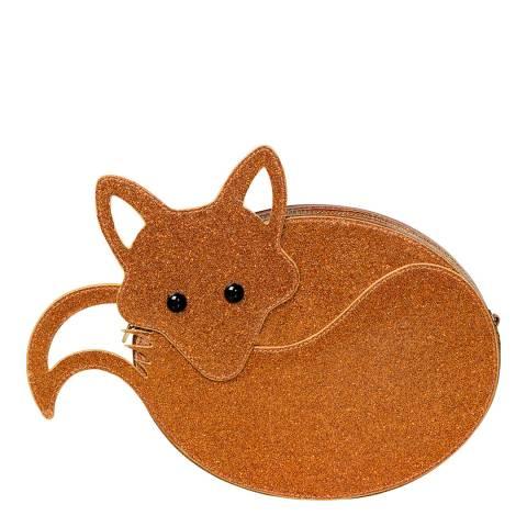 Tatty Devine Fox Make up Bag