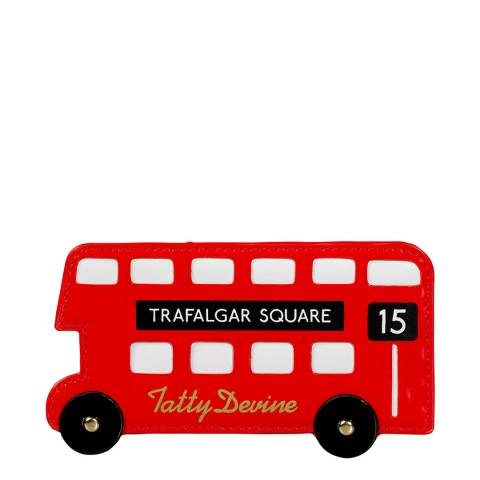 Tatty Devine London Bus Card Holder