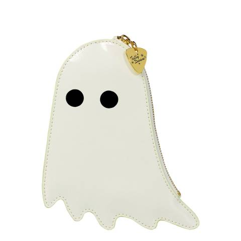 Tatty Devine Coin Purse Ghost