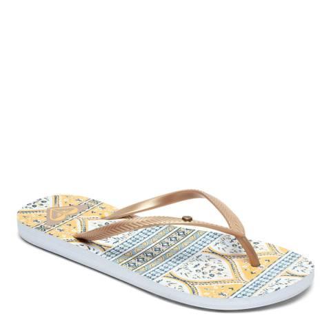 Roxy BERMUDA II J SNDL GLD Basic Sandal