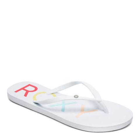 Roxy SANDY II J SNDL WHT Basic Sandal