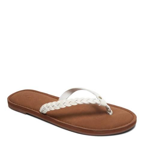 Roxy LIVIA J SNDL WHT Fashion Sandal