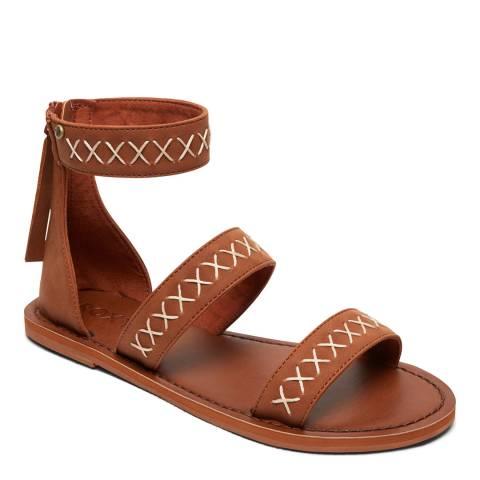 Roxy NATALIE J SNDL BRN Fashion Sandal