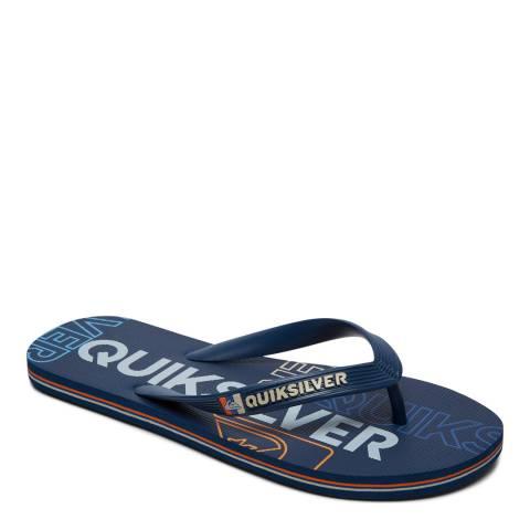 Quiksilver MOLOKAI NITRO M SNDL XBBB Navy Basic Sandal