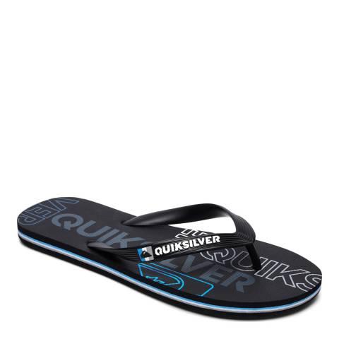 Quiksilver MOLOKAI NITRO M SNDL XKKB Black Basic Sandal