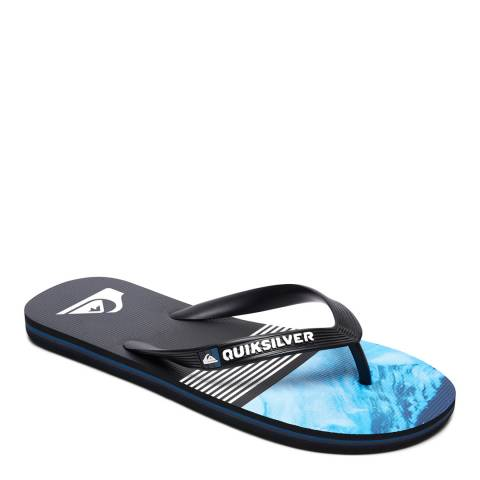 Quiksilver MOLOKAILAVADIVS M SNDL XKBS Black Basic Sandal