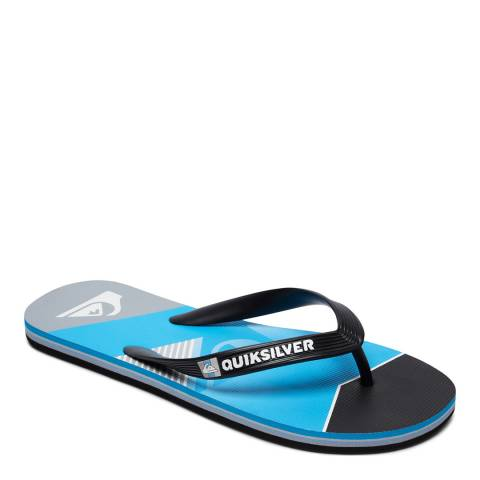 Quiksilver MOLOSLASHFADELO M SNDL XKBS Light Blue Basic Sandal
