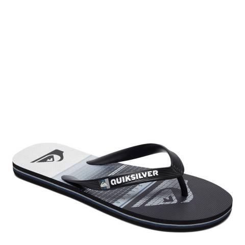 Quiksilver MOLOHIGHLINSLAB M SNDL XKSW White Basic Sandal