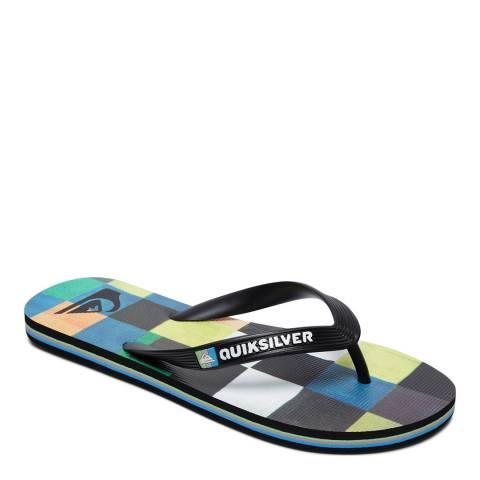 Quiksilver MOLOKAIRESINCHK M SNDL XKBG Multi Basic Sandal