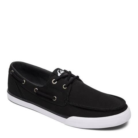 Quiksilver SPAR M SHOE XKKW Black Vulcanized Shoe
