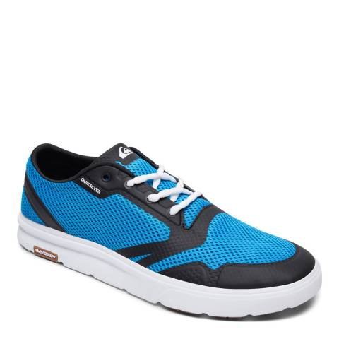 Quiksilver AMPHIBIAN PLUS M SHOE XBKW Blue Cold Cement Shoe