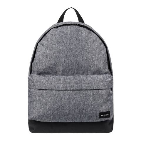 Quiksilver Grey Everyday Poster 25L Medium Backpack