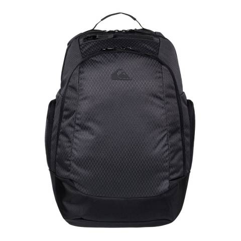 Quiksilver Black 1969 Special Plus Large Backpack