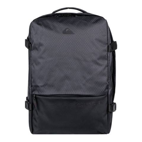 Quiksilver Black Versatyl Cabin Backpack