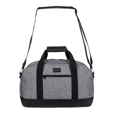 Quiksilver Grey Small Shelter Duffle Bag