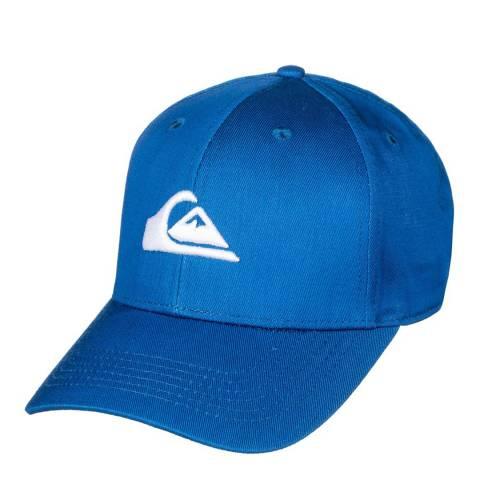 Quiksilver Blue Decades Snapback Cap