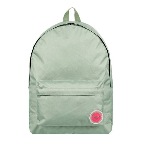 Roxy Pale Green Sugar Small Backpack