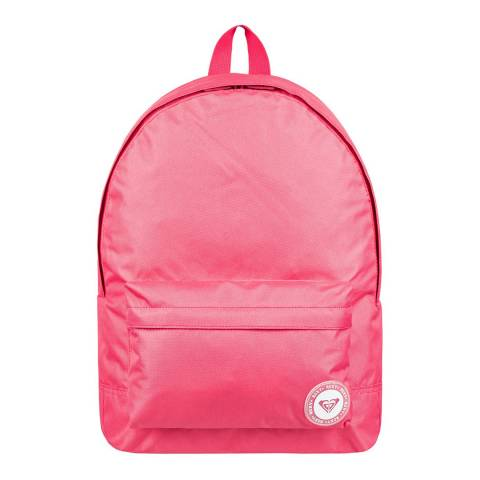 Roxy Pink Sugar Small Backpack