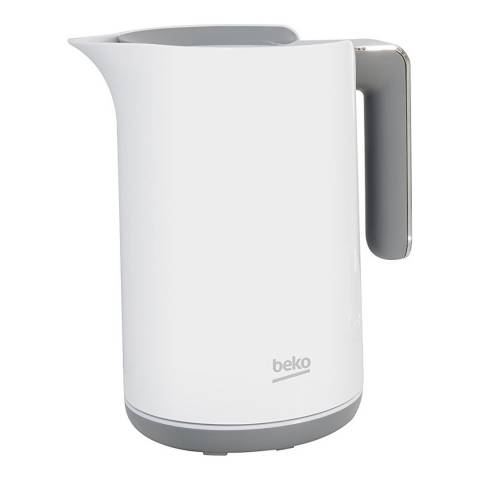 Beko Sense 1.6L Kettle, White
