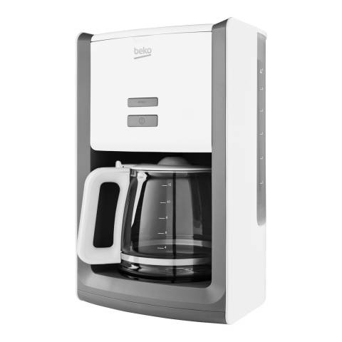 Beko Sense Filter Coffee Machine, White