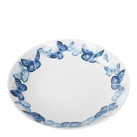 Jersey Pottery Azure Set of 4 Salad Bowls