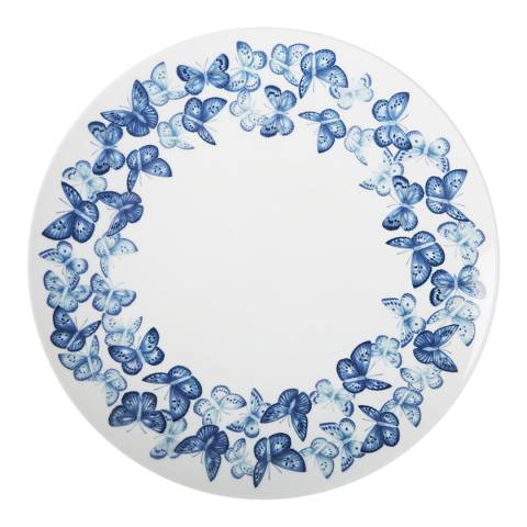 Jersey Pottery Azure Large Round Platter/Charger Plate