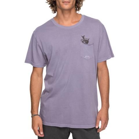 Quiksilver Cadet Cotton Skumel T-Shirt