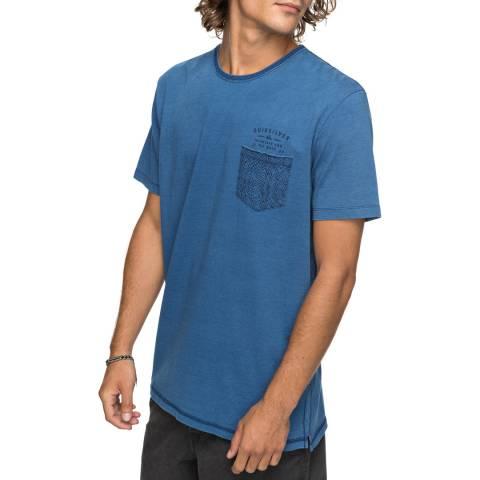 Quiksilver Blue Bavericks T-Shirt