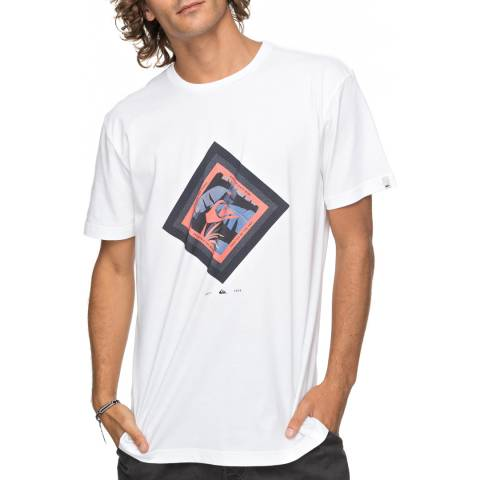 Quiksilver White Crimsky T-Shirt