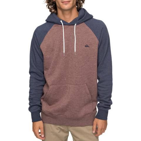Quiksilver Multi Everday Hooded Sweatshirt