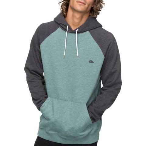 Quiksilver Blue Everday Hooded Sweatshirt
