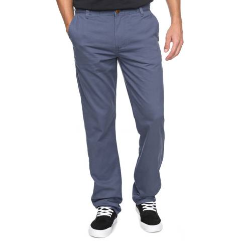 Quiksilver Blue Everyday Chinos