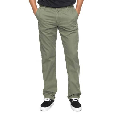 Quiksilver Green Everyday Chinos
