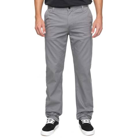 Quiksilver Grey Everyday Chinos