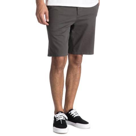 Quiksilver Brown Krandychin Shorts