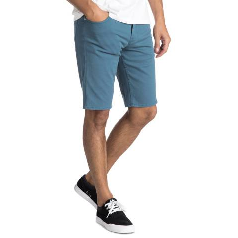 Quiksilver Blue Lygon Shorts