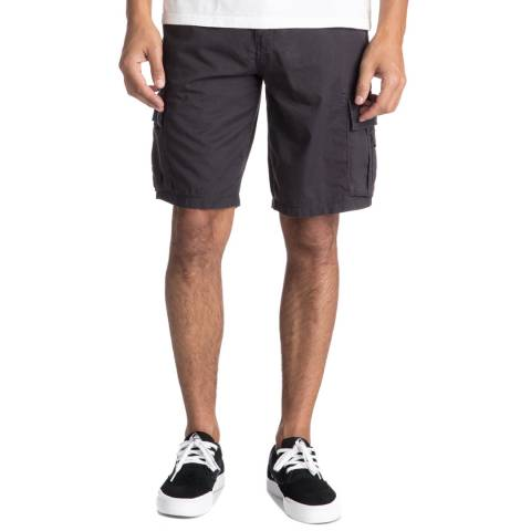 Quiksilver Indigo Cotton Rogue Beats Shorts