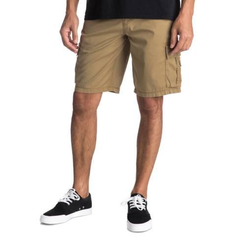 Quiksilver Sand Cotton Rogue Beats Shorts