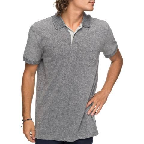 Quiksilver Dark Grey Polo Shirt