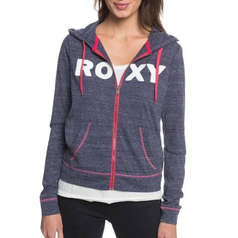 Roxy Multi  Sunrise Power Zip-Up Hoodie