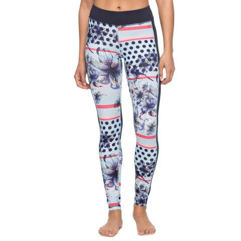 Roxy Multi Spy Game Technical Leggings